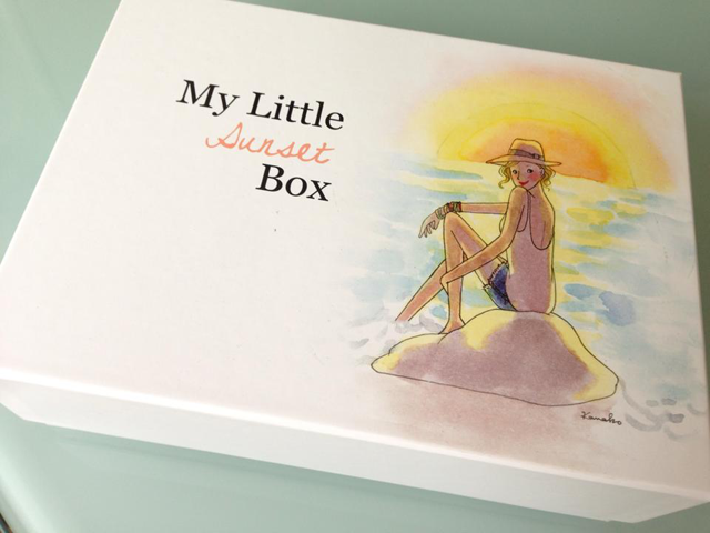 My Little Box aout 01