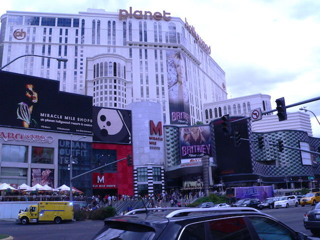 Las Vegas Hotel Planet Hollywod