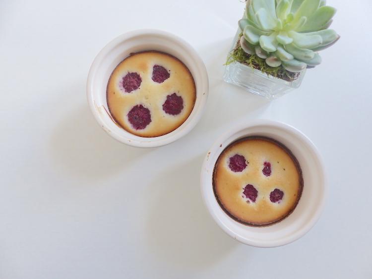 gâteau-framboise